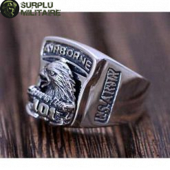 bague militaire screaming eagle 69 5 acheter 1