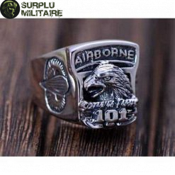 bague militaire screaming eagle 69 5 cat 1