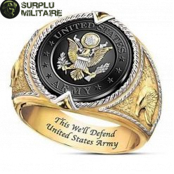 bague militaire us army 64 5 1