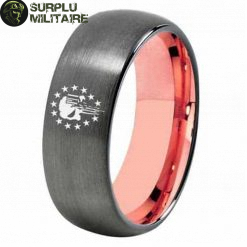 bague militaire us punisher tungstene 72 5 a vendre