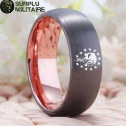 bague militaire us punisher tungstene 72 5 cat