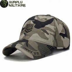casquette militaire american army camouflage pas chers 1