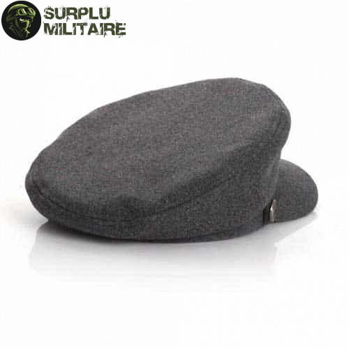 casquette militaire officer girl gris 1