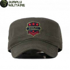 casquette militaire us army nco vert armee pas chers