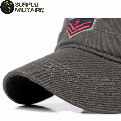 casquette militaire us army nco vert armee prix