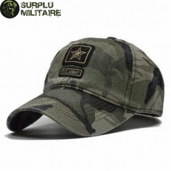 casquette militaire us army star vert armee acheter