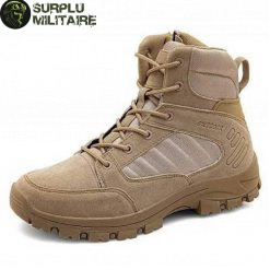 chaussures militaires boots beiges 46 1