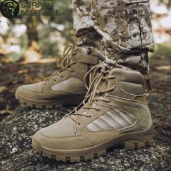 chaussures militaires boots beiges 46 cat 1