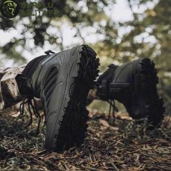 chaussures militaires boots dark camo 46 1
