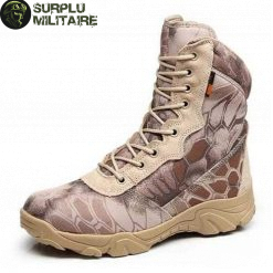 chaussures militaires boots desert camo 45 a vendre