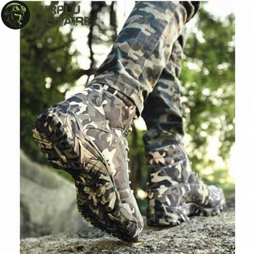 chaussures militaires boots digital camo 46 1