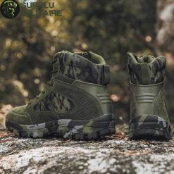 chaussures militaires boots green camo 46 a vendre