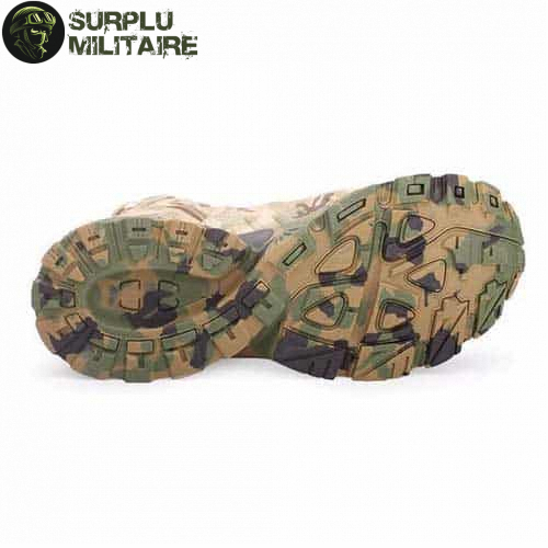 chaussures militaires boots multicam 45 1