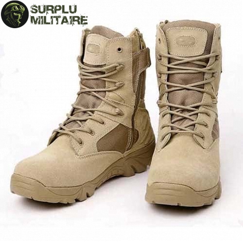 chaussures militaires boots sand 47 1