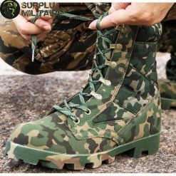 chaussures militaires boots woodland 46 1