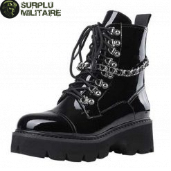 chaussures militaires girly boots gothiques 40 a vendre