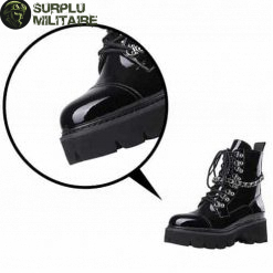 chaussures militaires girly boots gothiques 40 acheter 1