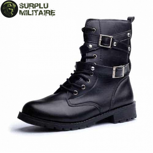 chaussures militaires girly boots trendy 42 prix 1