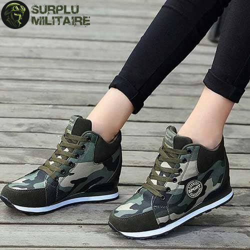 chaussures militaires girly original camo 42 1