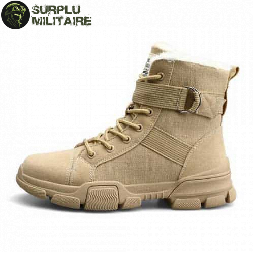 chaussures militaires girly urban boots kaki 41 1