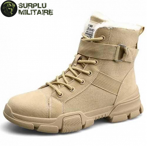 chaussures militaires girly urban boots kaki 41 pas chers 1