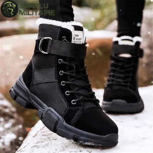 chaussures militaires girly urban boots noires 41 acheter 1