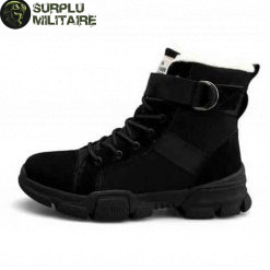 chaussures militaires girly urban boots noires 41 surplu militaire.xyz