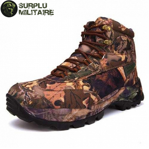 chaussures militaires hunter camo style 2 42 1