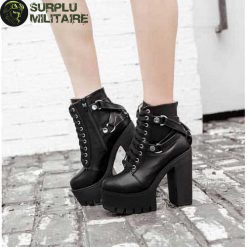 chaussures militaires martial boots 42 acheter 1
