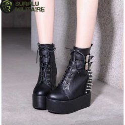 chaussures militaires new rock boots 39 acheter 1