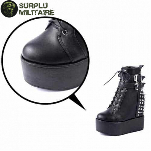 chaussures militaires new rock boots 39 cat 1