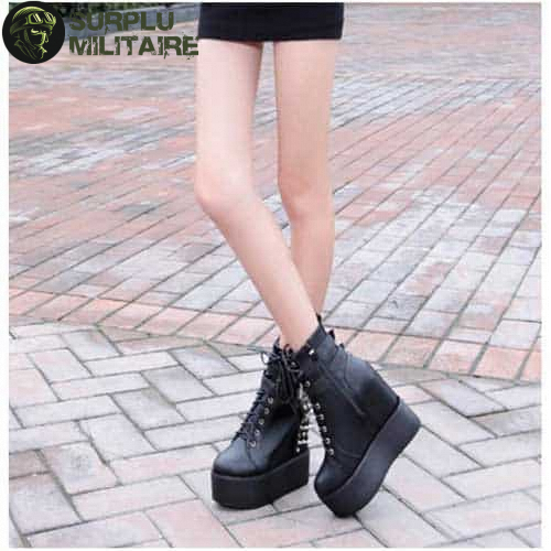 chaussures militaires new rock boots 39 pas chers 1