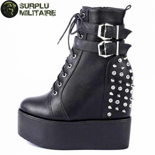 chaussures militaires new rock boots 39 prix 1