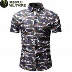 chemise militaire homme camouflage xxl acheter 1