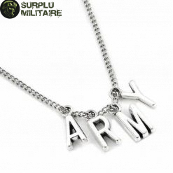 collier militaire army 1