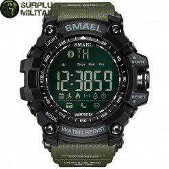 montre militaire new area noir cat 1
