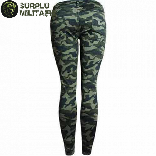 pantalon militaire femme slim fit 44 cat 1