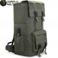 sac a dos militaire vert armee 110l cat